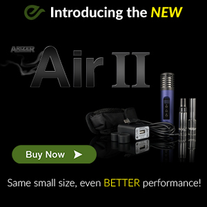 Arizer air 2 vaporizer