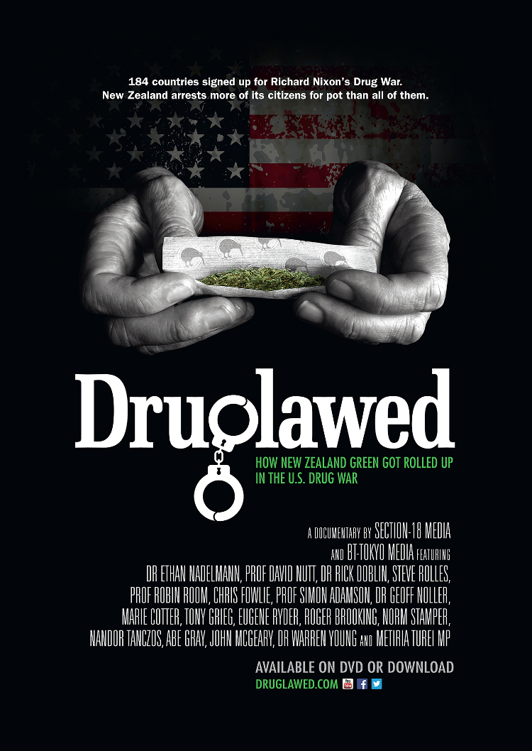 Druglawed cannabis documentary