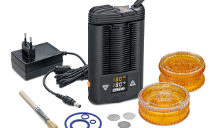 The Mighty Portable Vaporizer from Storz & Bickel