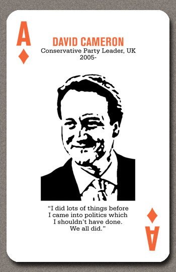david cameron drug use release.org.uk