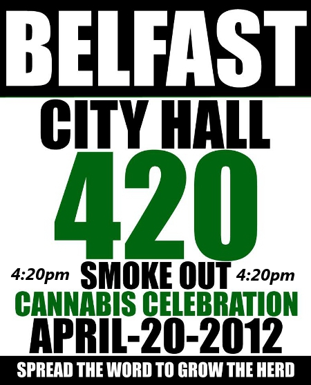 420 smoke out belfast northern ireland irish