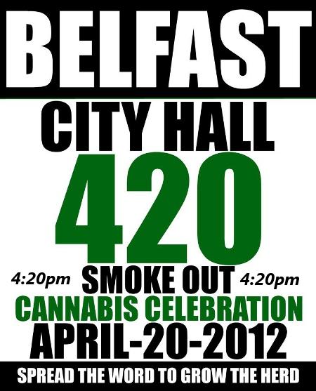 420 smoke out belfast northern ireland irish