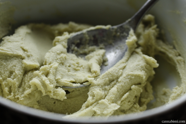 cannabutter cannabis flavour buttercream