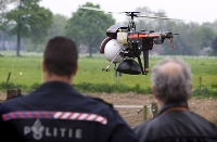cannabis catching helicopter remote control