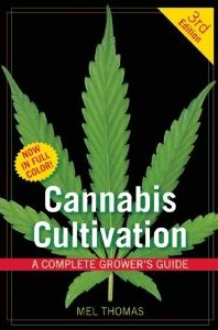 cannabis cultivation mel thomas grow book