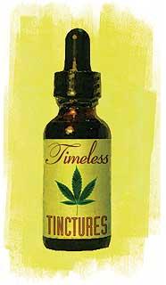 cannabis tiniture marijuana alcohol