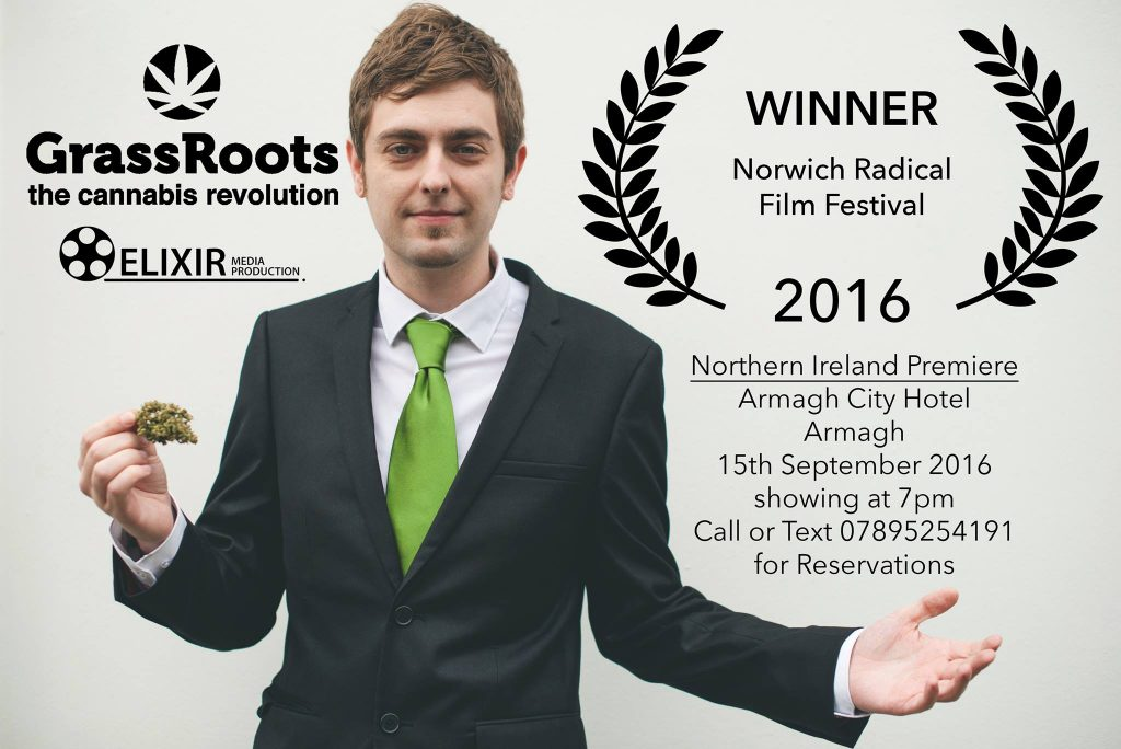 cannabis documentary screening northern ireland