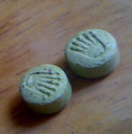green rolex extacy e's pma contamintaed