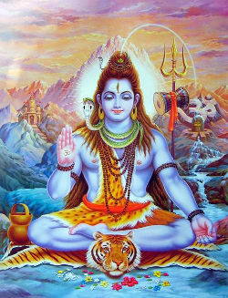 lord shiva hundu god cannabis hemp