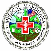 medical marijuana badge medicine