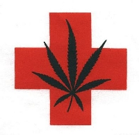 medical marijuana red cross