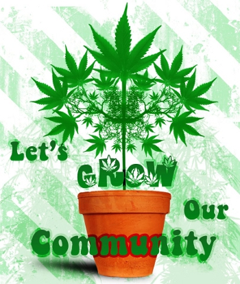 northern ireland belfast cannabis community 420