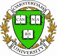 oaskterdam medical marijuana university reided by feds