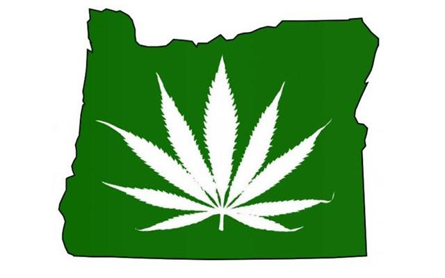 Oregon marijuana shops