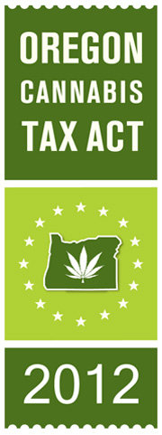 oregon cannabis tax act 2012