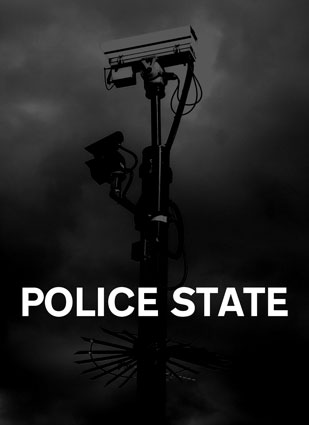 police state policts corruption