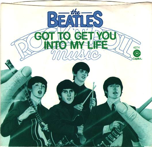 the beatles got to get you into my life cannabis marijuana