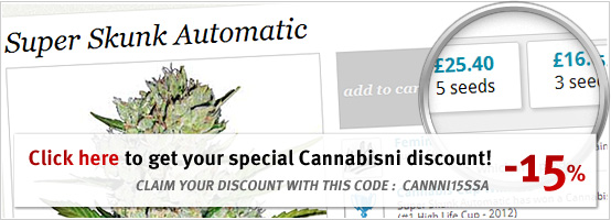 super skunk auto flowering discount code