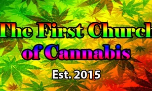 The state-recognised church of cannabis