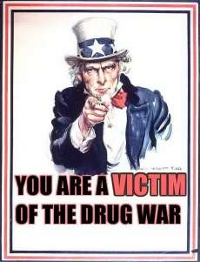 victim drug war