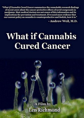 what if cannabis cured cancer documentary